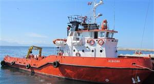 Supply vessel - rimorchiatore Albatro